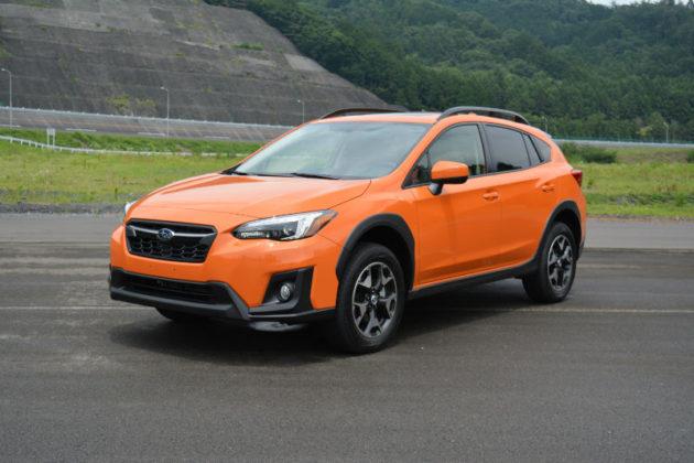 2019 Subaru Crosstrek?
