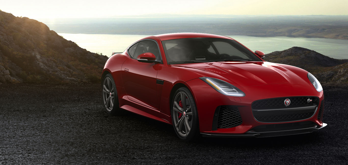 2018 Jaguar F Type Svr Coupe Review Lord Have Mercy Motor