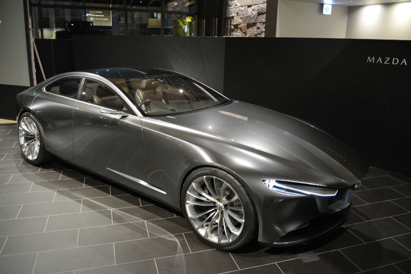 a 4-door mazda coupe on the way for 2022 - motor illustrated