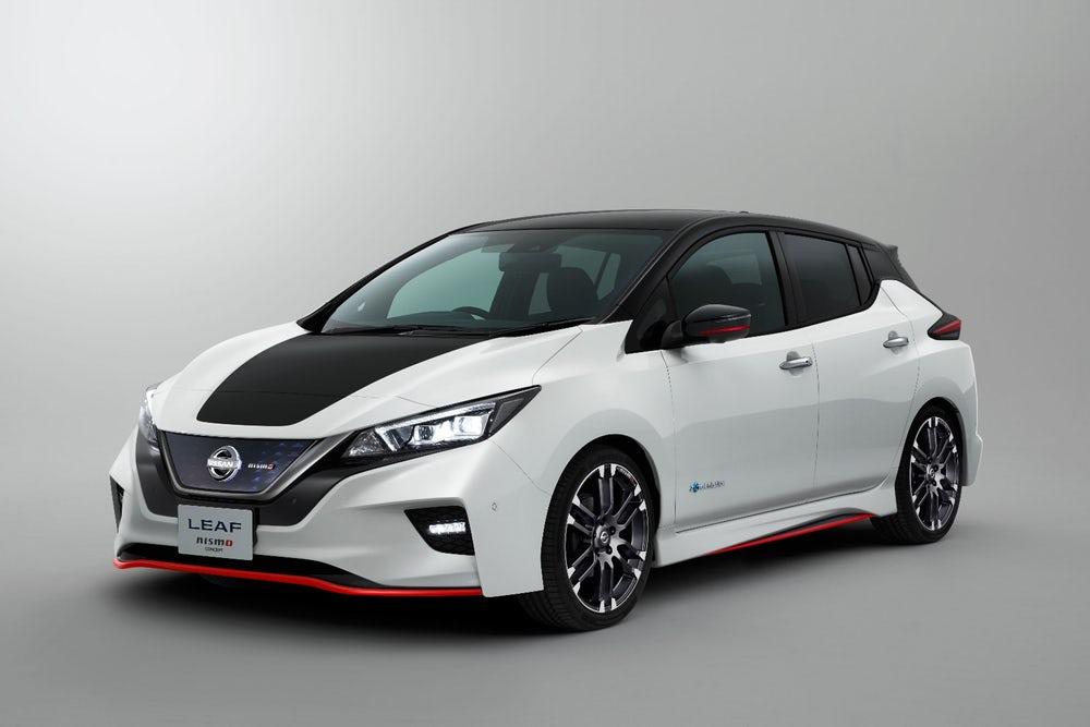 Nissan Leaf Nissmo