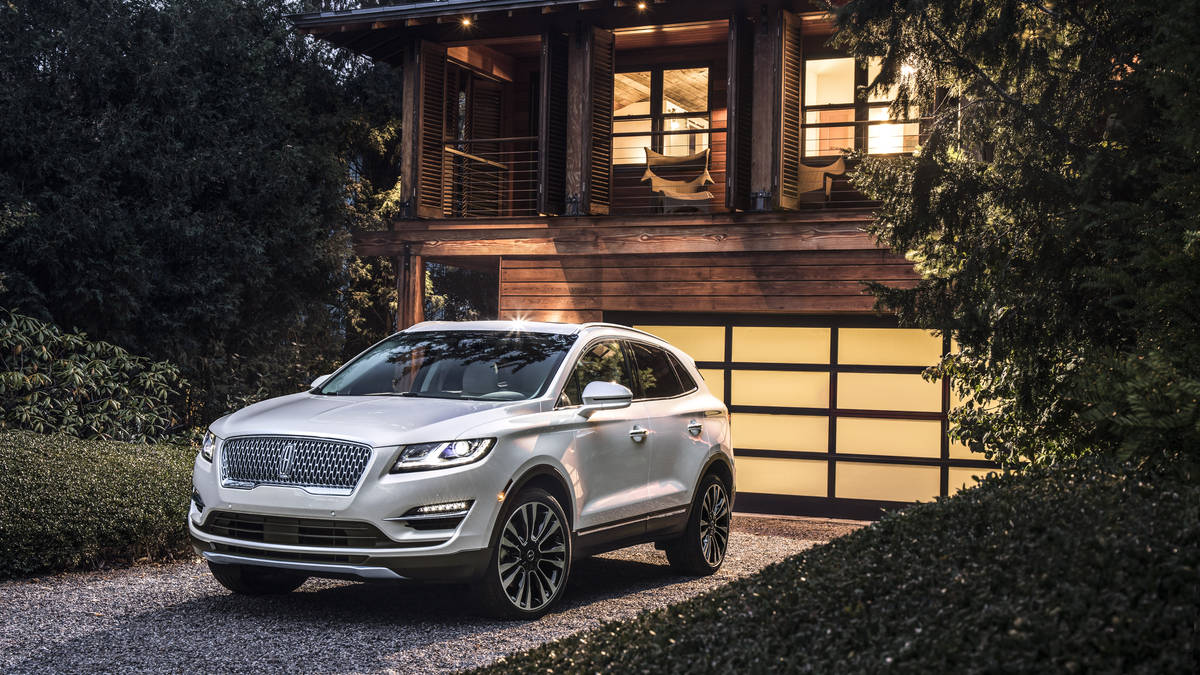 The 2020 Lincoln Corsair Aka Mkc Will Benefit From Hybrid