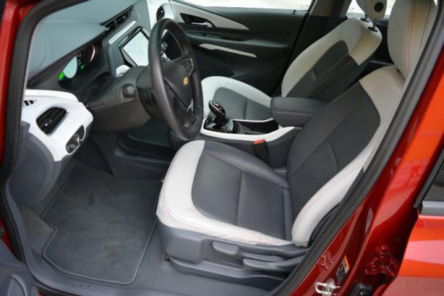 2017 Chevrolet Bolt Premier