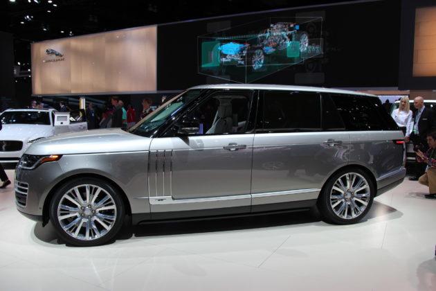 2018 Range Rover SV
