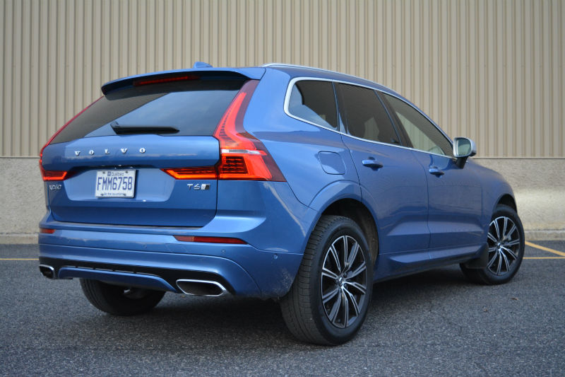 Review 2018 Volvo Xc60 T6 R Design Motor Illustrated