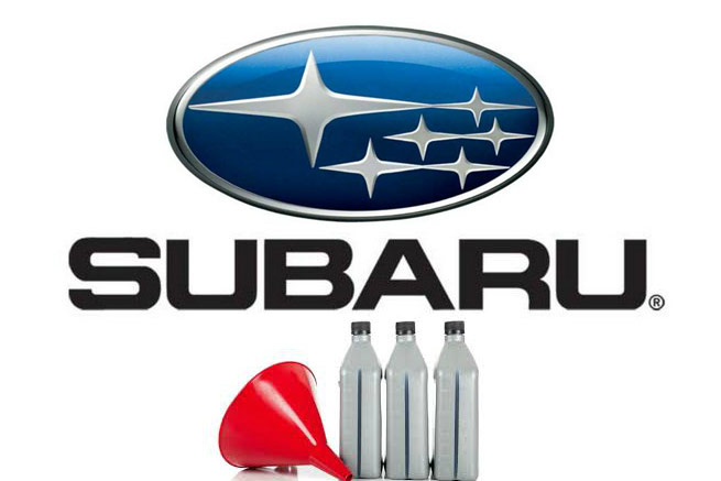 Subaru Oil