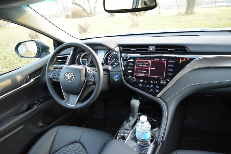 2018 Toyota Camry SE H