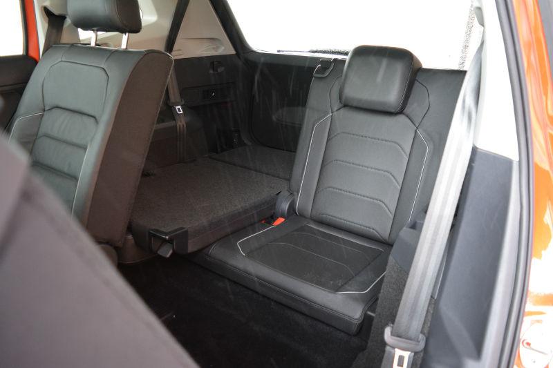 Volkswagen Tiguan Third Row