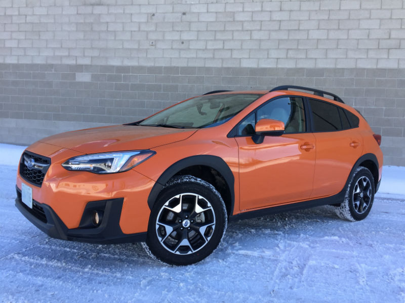 Review 2018 Subaru Crosstrek Motor Illustrated