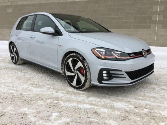 2018 VW GTI