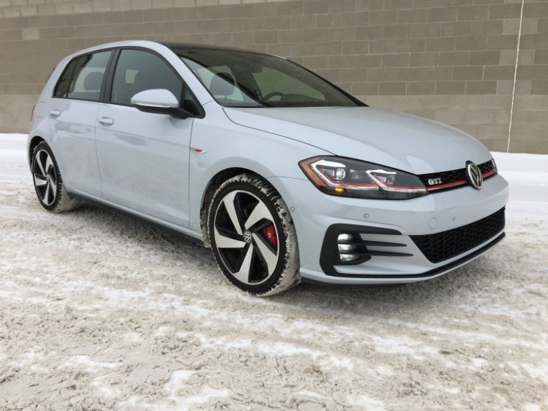 2018 Golf Gti >> 2018 Volkswagen Golf Gti Review Motor Illustrated