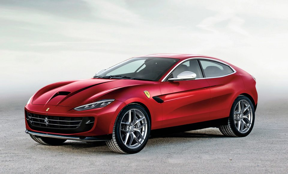 Ferrari Might Have More Than One Suv In The Works And They Might Be Evs Motor Illustrated