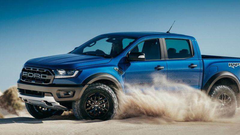 Ford Raptor Ranger