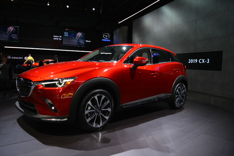 nyias 2018 refreshed and refined 2019 mazda cx 3 motor. Black Bedroom Furniture Sets. Home Design Ideas