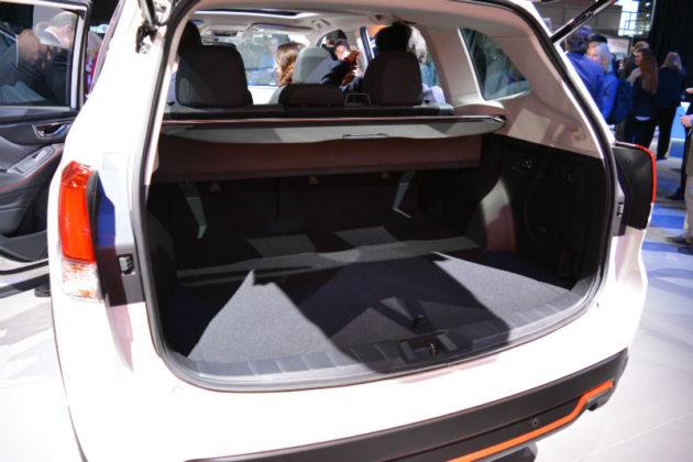 2019 Subaru Forester Cargo