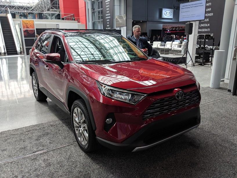 2019 Toyota Rav4 Preview Motor Illustrated