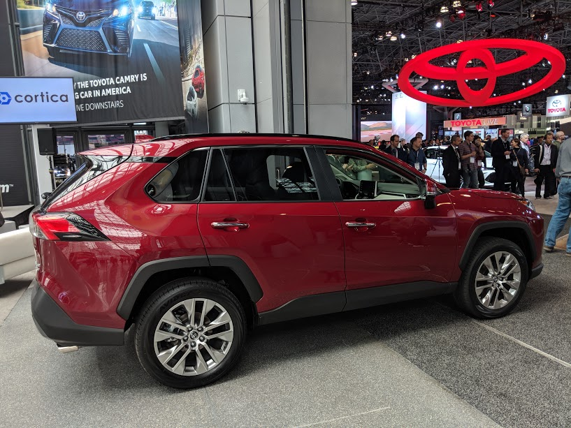 2019 Toyota Rav4 Preview Motor Illustrated