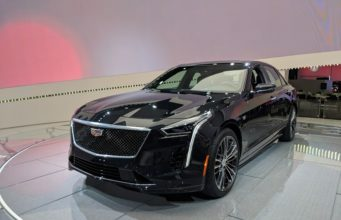 The 2019 Cadillac CT6 V-Sport
