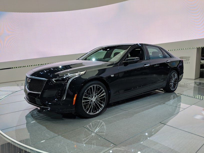 2018 Cadillac Cts V >> NYIAS 2018 : The 2019 Cadillac CT6 V-Sport bows in NYC - Motor Illustrated