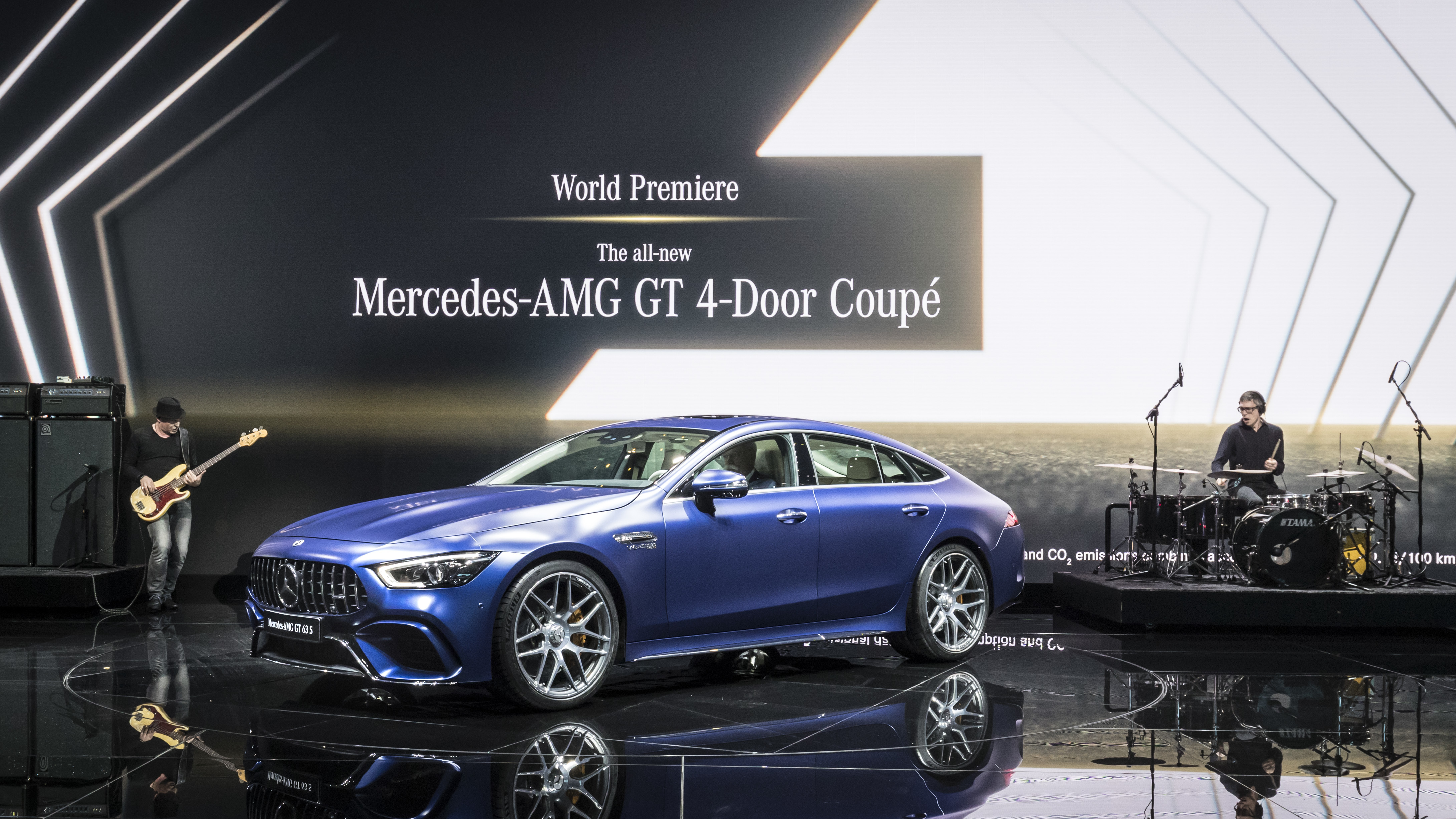 Amg Auto Sales >> New 2019 Mercedes-AMG GT Coupé is cooler than a CLS - Motor Illustrated