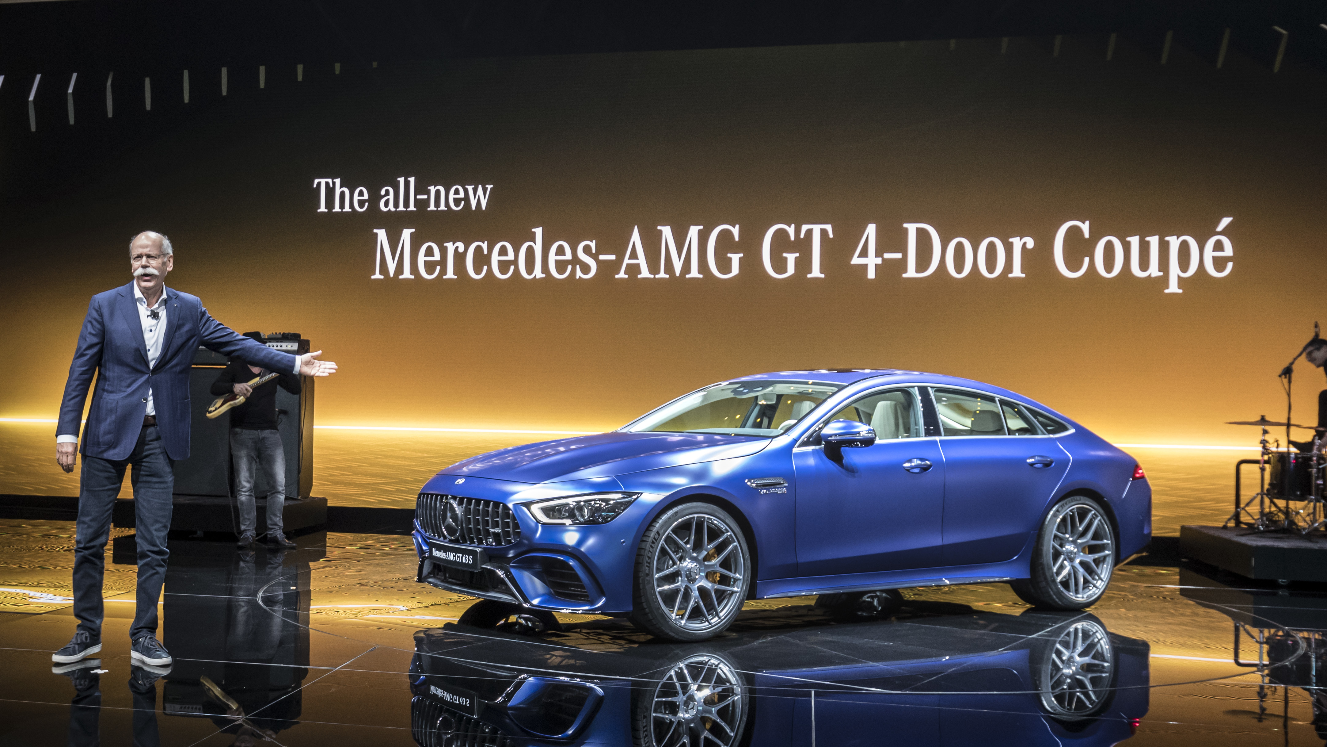new 2019 mercedes amg gt coup is cooler than a cls motor illustrated. Black Bedroom Furniture Sets. Home Design Ideas