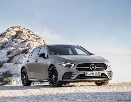 Buying a 2019 Mercedes-Benz A-Class