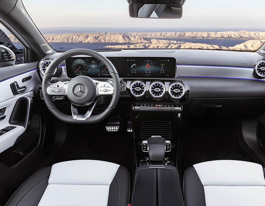 Mercedes-Benz A Class 6