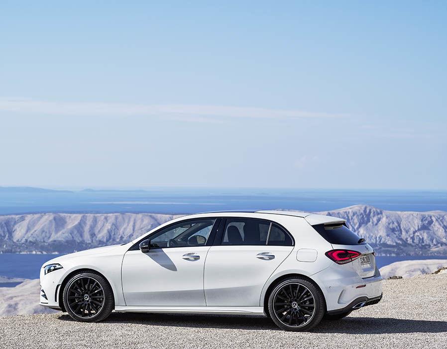 Mercedes-Benz A-Class | Photo: Mercedes-Benz