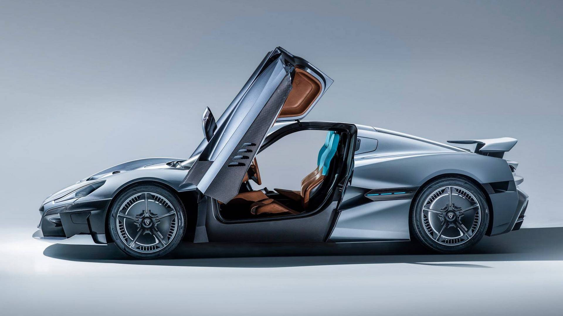Rimac C_Two electric supercar