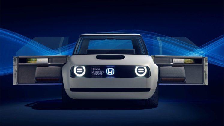 Honda's Urban EV Concept