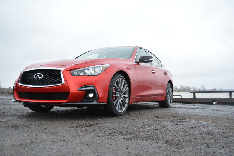 2018 Infiniti Q50 RedSport