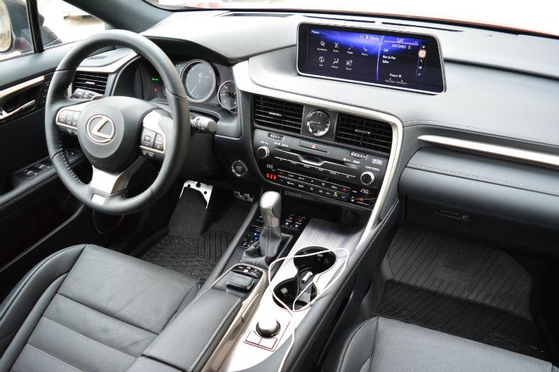 2018 Lexus RX350 F Sport