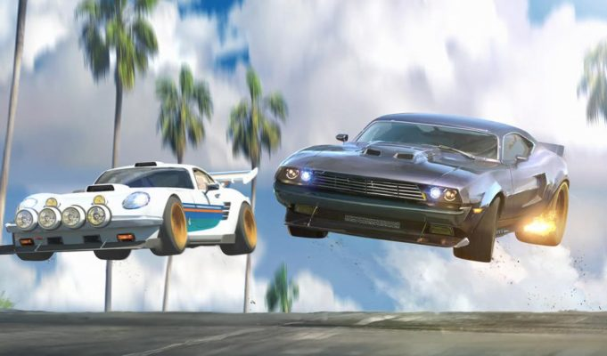 Fast And Furious Animated