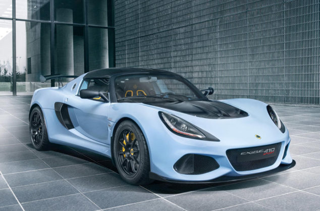 New Lotus due in 2020