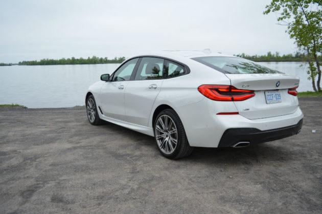 2018 BMW 640i GT