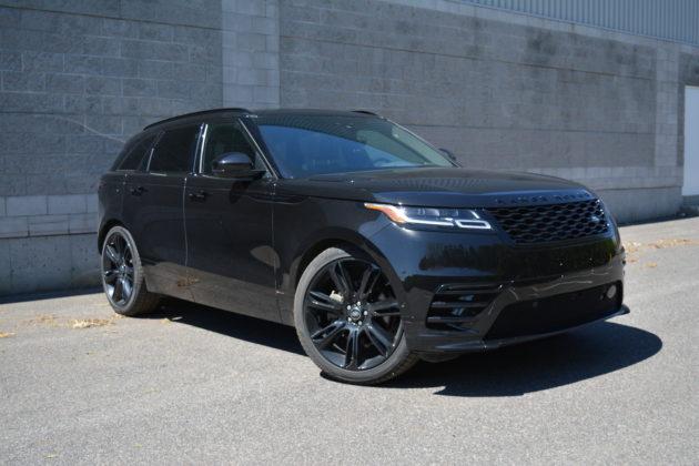2018 Range Rover Velar R-Dynamic