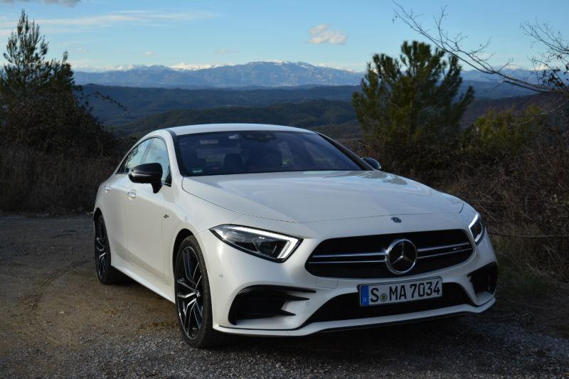 2019 Mercedes-Benz CLS