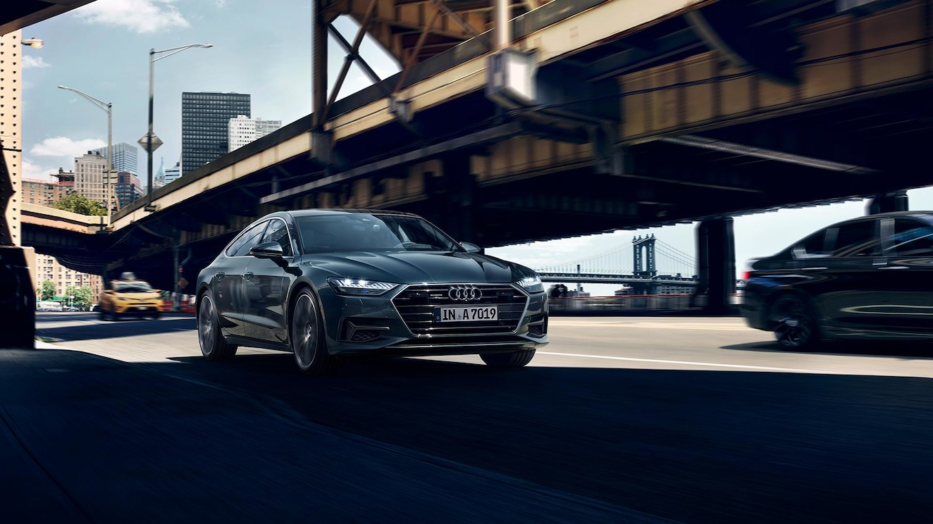 Looks Like The New Audi Rs 7 Is Almost Ready Motor Illustrated
