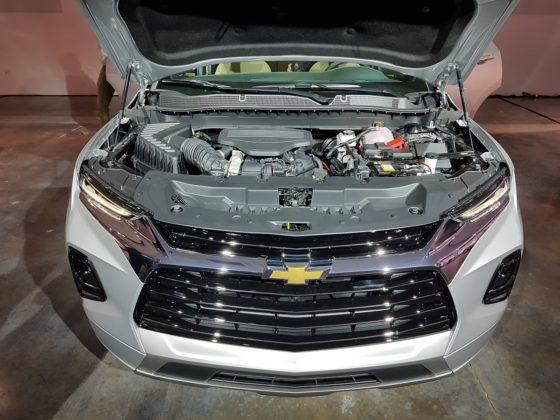 2019 Chevrolet Blazer Canadian Price Announced - Motor ...