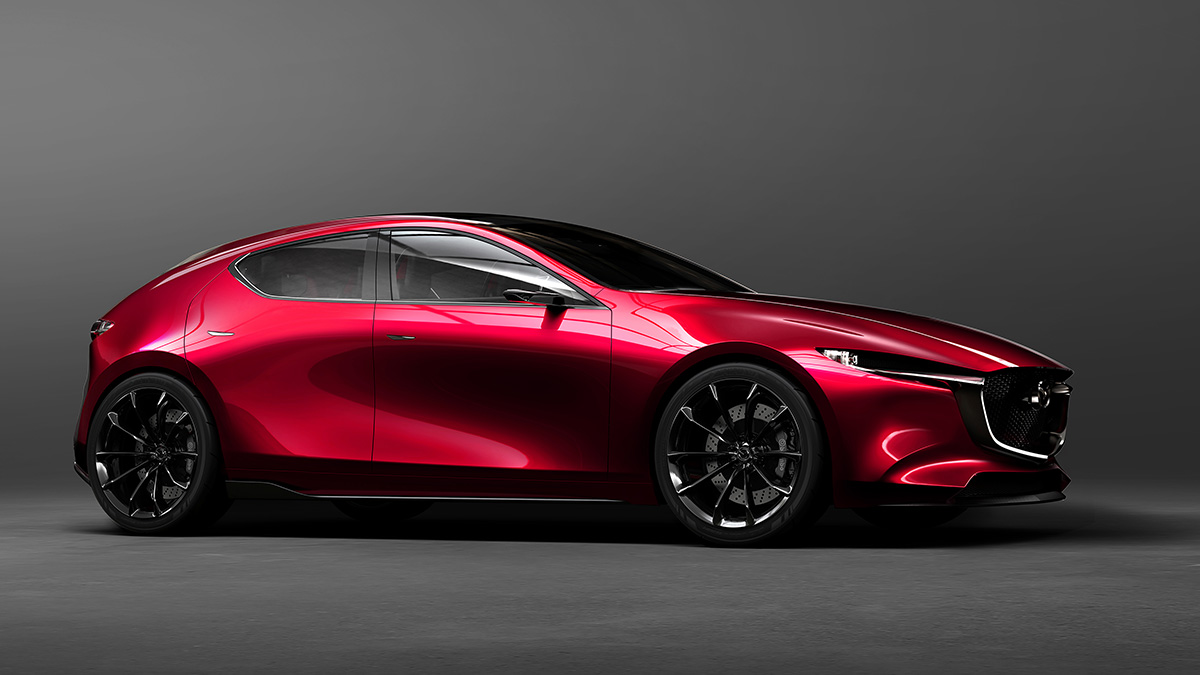 Mazda Kai Concpet