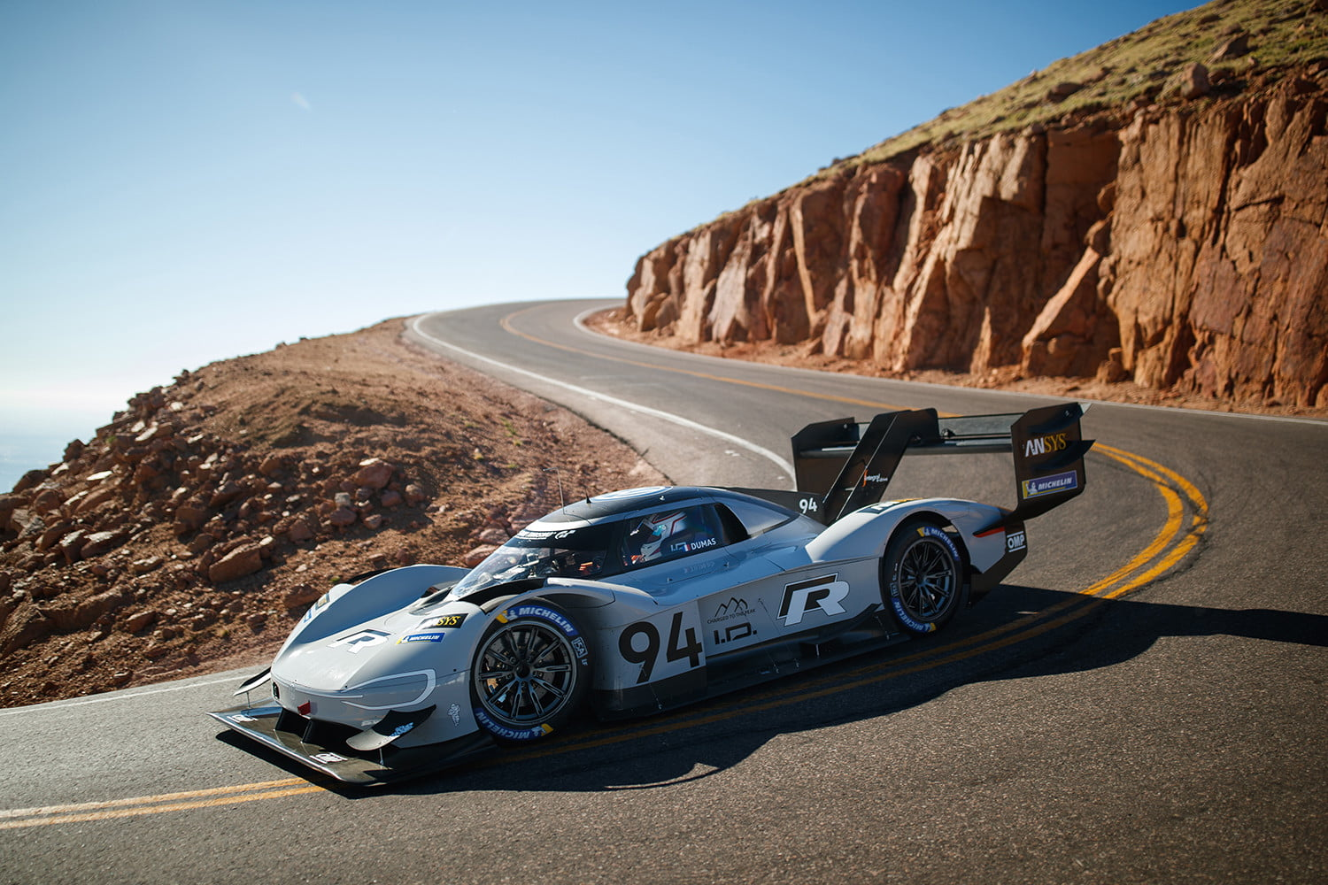 Ev Vw Id R Smashes Pp Record Motor Illustrated