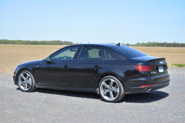 2018 Audi A4 S-Line