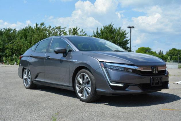 Honda Clarity IZEV Program