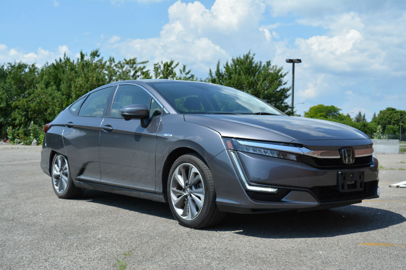 Honda Clarity IZEV Program