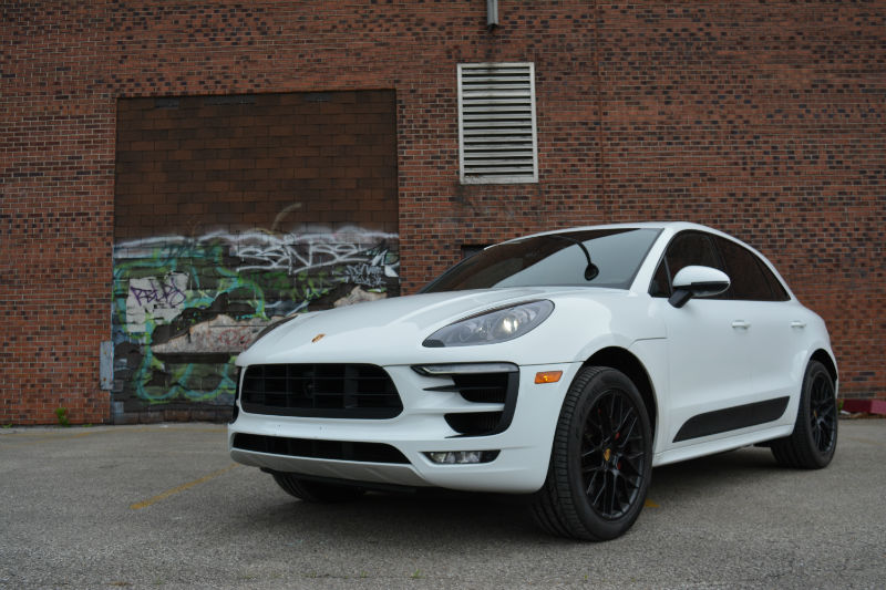 2018 Porsche Macan Gts Review Motor Illustrated