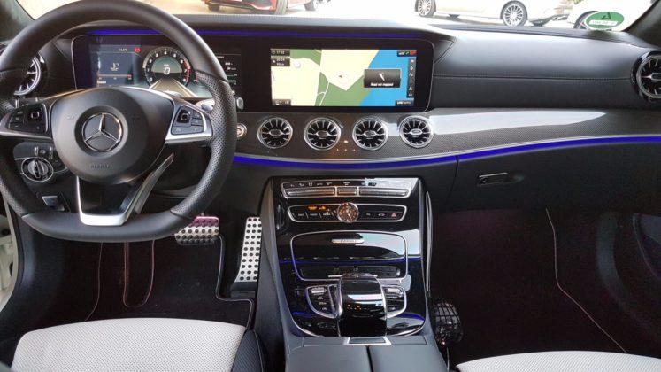 2018 Mercedes-Benz E Class Coupé