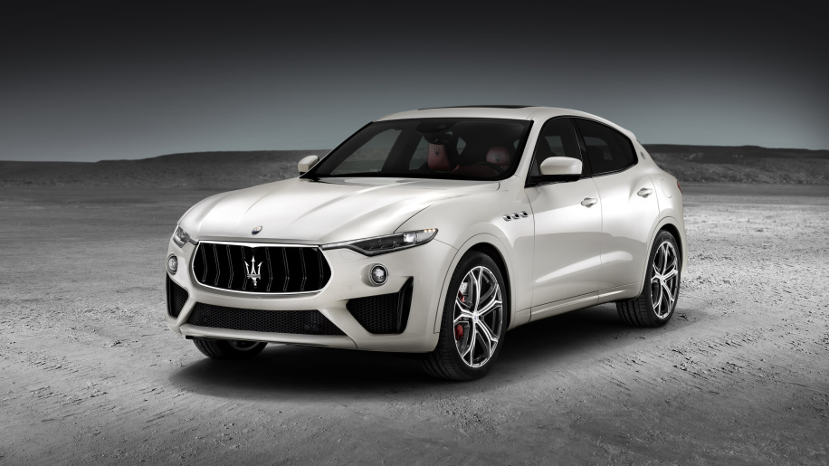 Best-selling cars in Canada 2018 - Maserati