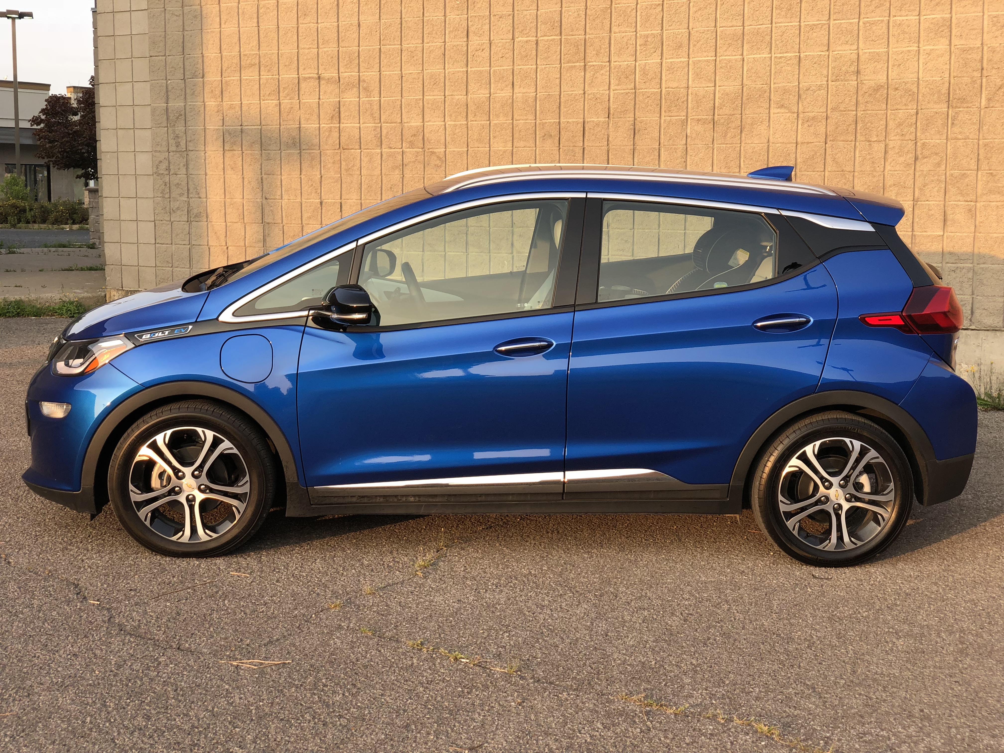 2018 Chevrolet Bolt