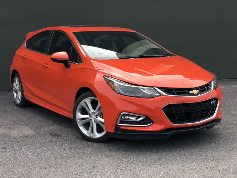 Should You Buy a 2018 Chevrolet Cruze hatchback diesel ...