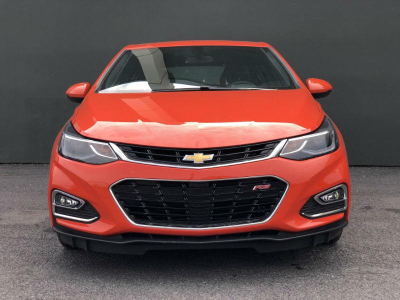 Should You Buy a 2018 Chevrolet Cruze hatchback diesel ...