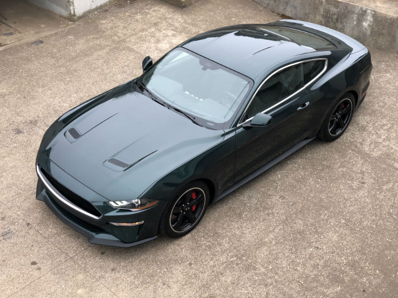 2019 Ford Mustang AWD